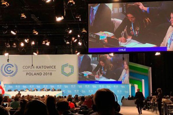 Chile comienza a delinear diseño de la cumbre climática más importa del mundo