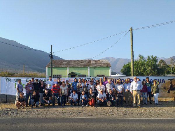 Declaración: Comunidades rurales de Petorca y Cabildo unidas por el derecho humano al agua