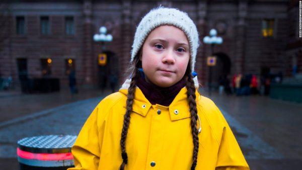 Joven que impulsó movimiento contra el cambio climático se reunirá con eurodiputados y el Papa