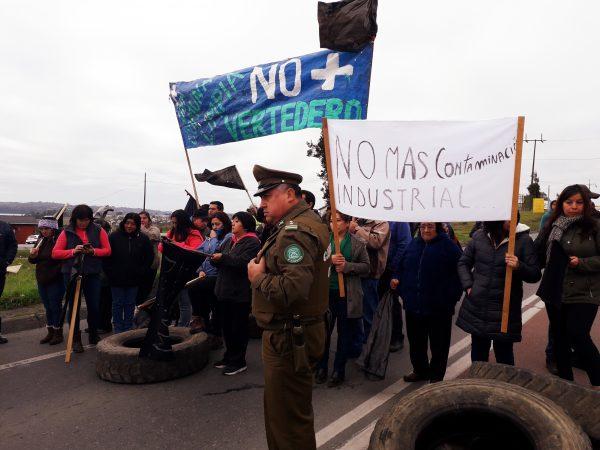 Declaran alerta sanitaria para Chiloé en medio de críticas por manejo de basura en la región